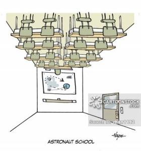 Astronaut School.