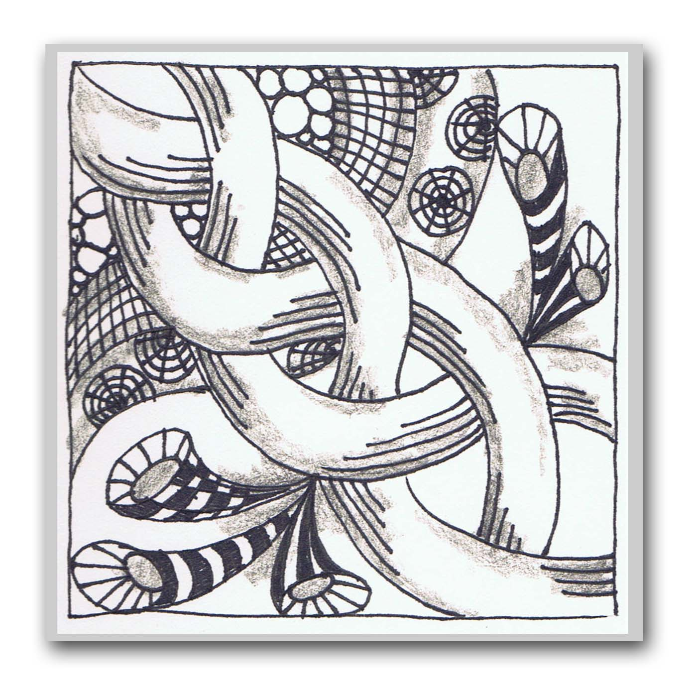 Idea Zentangle What Is It Why Do It Smartprimaryed